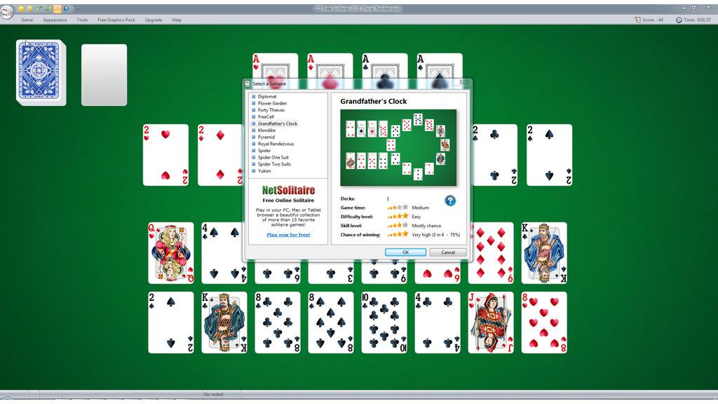 Free spider solitaire 5. 2 download computer bild.