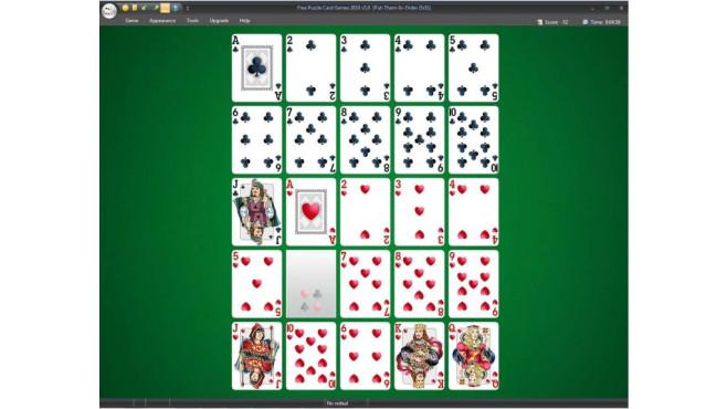 Free Puzzle Card Games 2010 ©COMPUTER BILD
