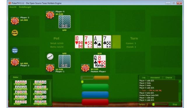 PokerTH ©COMPUTER BILD