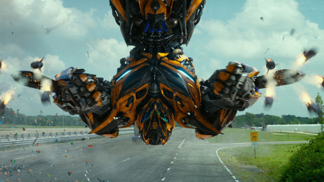 Transformers ©2015 PARAMOUNT PICTURES