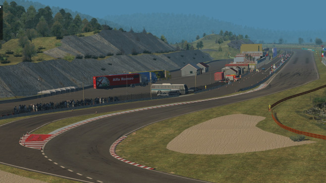 Assetto Corsa: Automotodrom Grobnik ©Kunos Simulazioni
