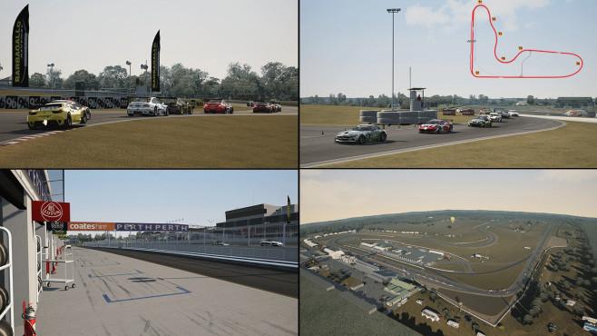 Assetto Corsa: Barbagallo Raceway ©Kunos Simulazioni