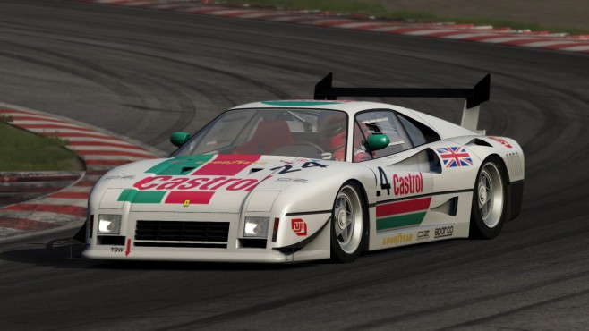 Assetto Corsa: Ferrari 288 GTO Evoluzione ©Kunos Simulazioni