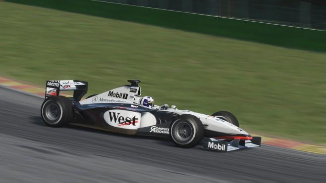 Assetto Corsa: McLaren MP4-13 ©Kunos Simulazioni