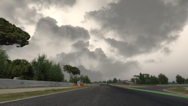Assetto Corsa: Wolken ©Kunos Simulazioni