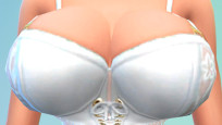 Mod: Breast Augmentation © EA, modthesims.info, EVOL_EVOLVED
