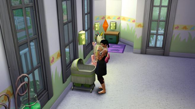Mod: Easygoing Baby ©EA
