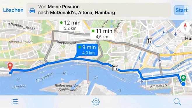 Magic Earth Navigation & Maps ©General Magic GmbH