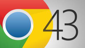 Chrome 43 im Praxis-Test©Google