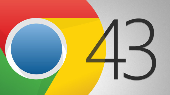 Chrome 43 im Praxis-Test © Google