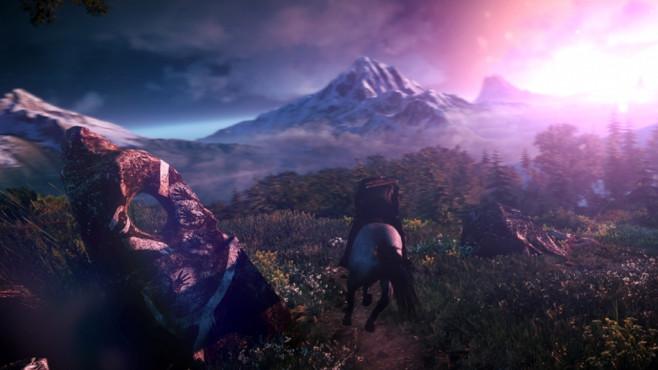 The Witcher 3: Orte der Macht©CD Projektz Red/Bandai Namco