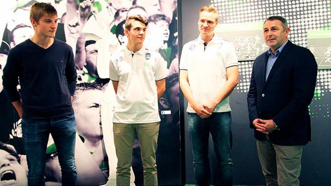 FIFA 15: Wolfsburg verpflichtet eSportler©VfL Wolfsburg