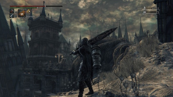 Bloodborne: DLC©Sony