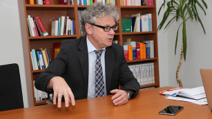 Prof. Dr. Johannes Caspar©COMPUTER BILD
