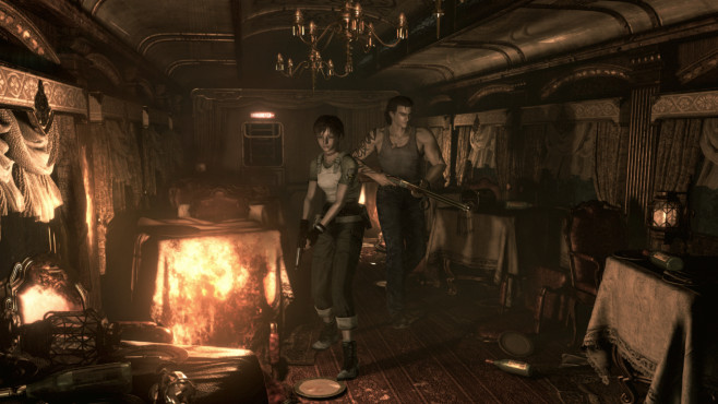 Resident Evil 0©Capcom