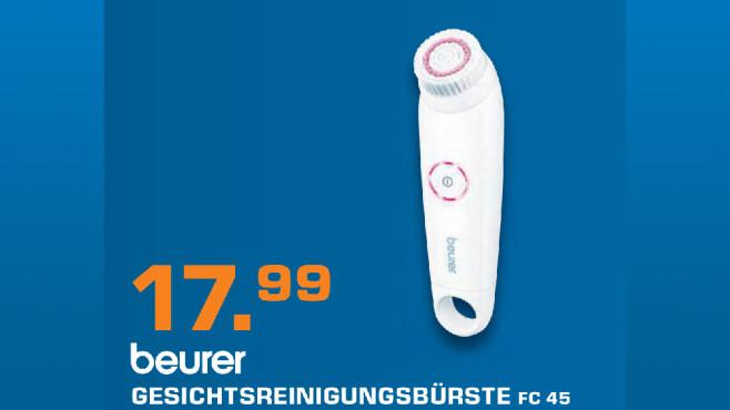 Beurer FC 45 ©Saturn