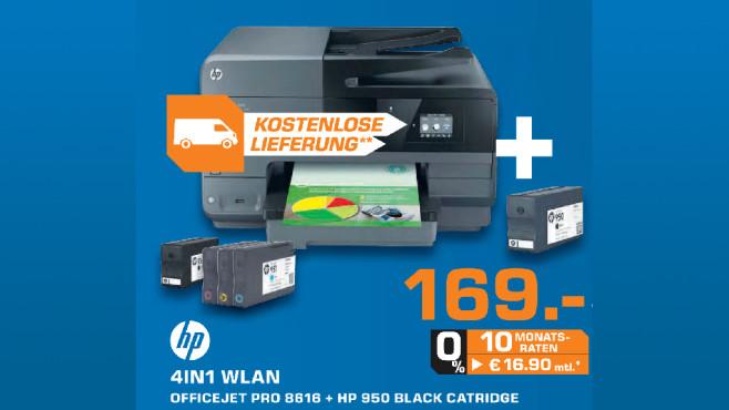 HP Officejet Pro 8616 ©Saturn