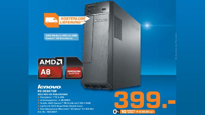 Lenovo H30-05 (90BJ0021GE) ©Saturn