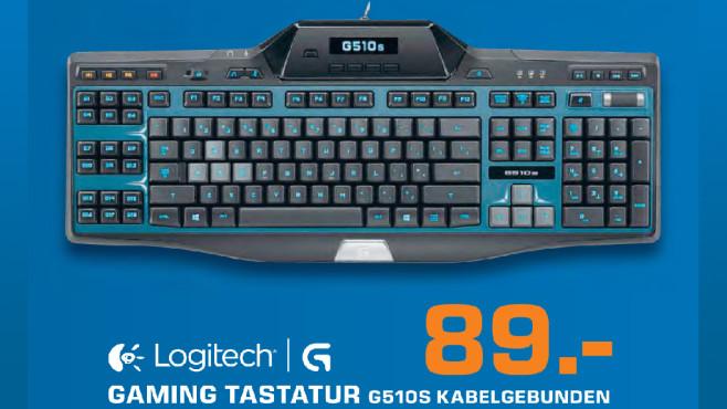 Logitech G510S DE ©Saturn