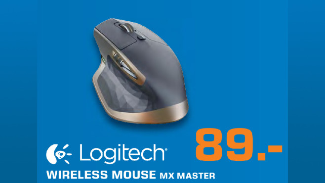 Logitech MX Master ©Saturn