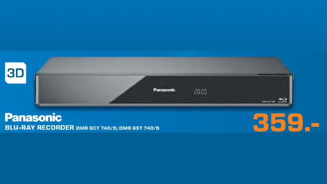 Panasonic DMR-BCT740 ©Saturn