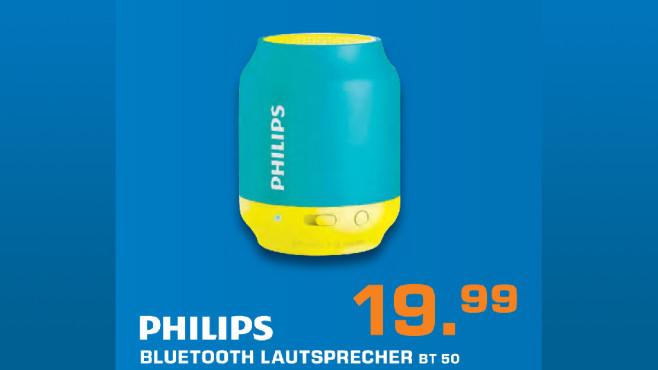 Philips BT50A/00 ©Saturn