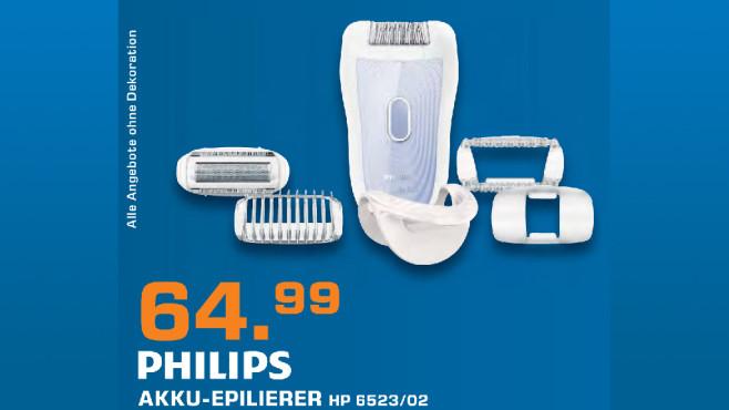 Philips HP 6523/02 ©Saturn