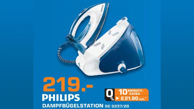 Philips PerfectCare GC 9237/20 ©Saturn