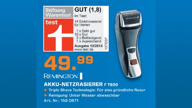 Remington F7800 Titanium-X ©Saturn