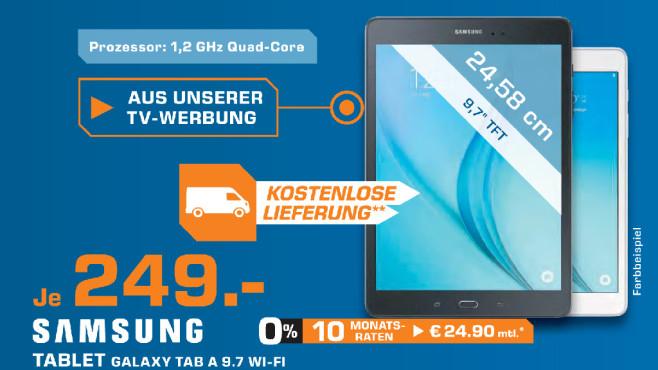 Samsung Galaxy Tab A 16GB WiFi ©Saturn