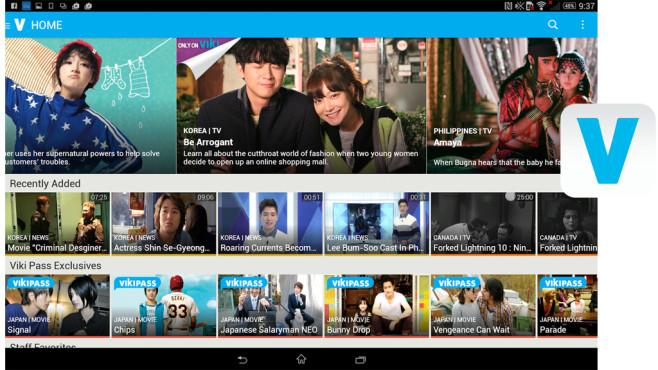 Viki – TV Drama, Filme & News ©ViKi Inc.