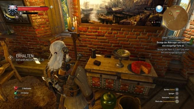 The Witcher 3: Gwint – Gute Karten ©Bandai Namco