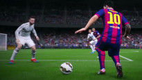No-touch-Dribbling © EA
