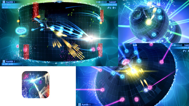 Geometry Wars 3 – Dimensions ©Activision Publishing, Inc.