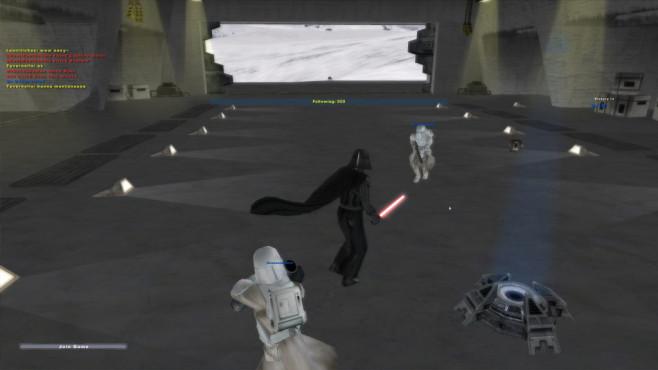 Star Wars Battlefront 2 ©EA