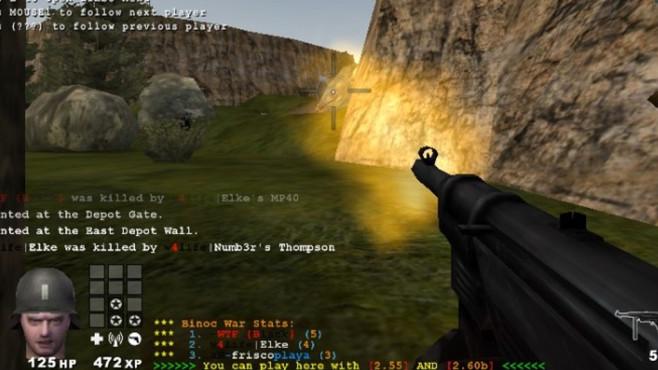 Wolfenstein – Enemy Territory ©Activision, ID, Splash Damage