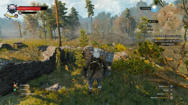The Witcher 3: Fundorte der besten Rüstungsgegenstände in Velen©Bandai Namco