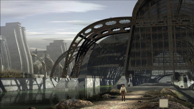 Syberia – Complete Collection: Wasser ©Eurovideo Medien