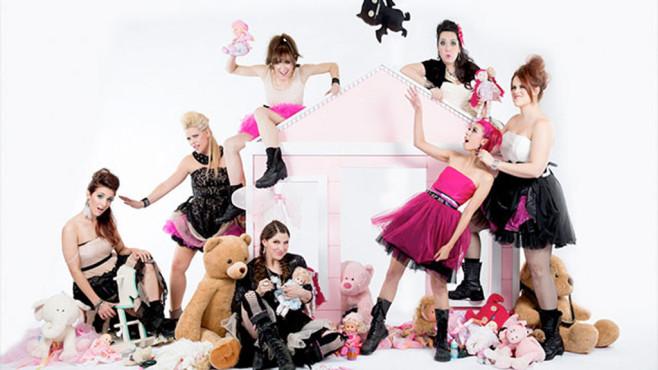 Frag Dolls: Team©Frag Dolls / Ubisoft