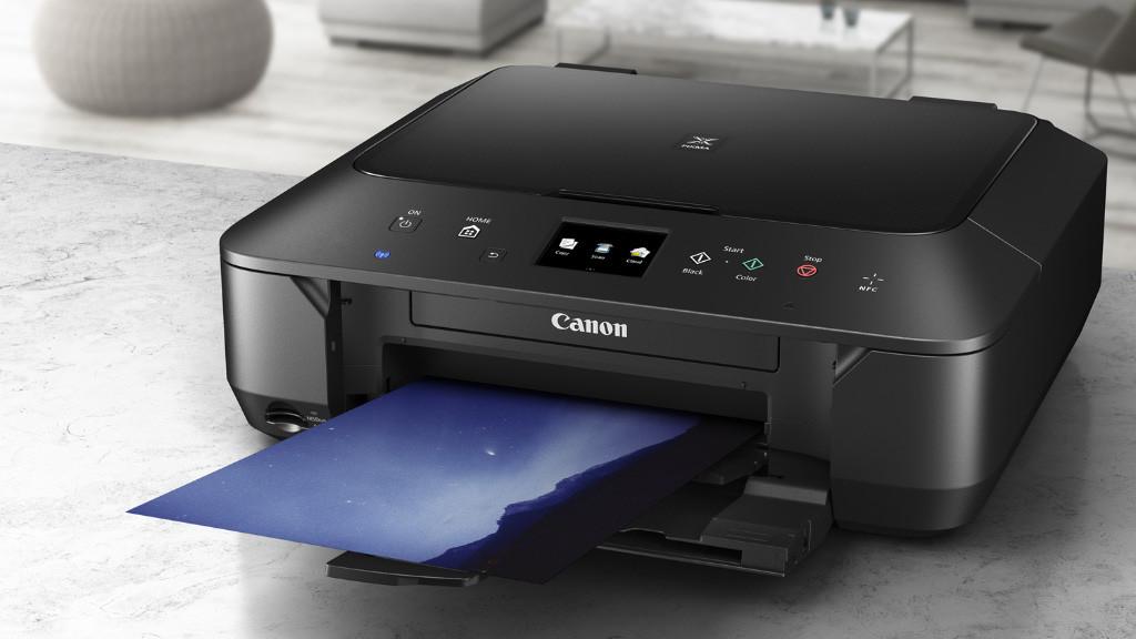 Canon Pixma MG6650: All-in-One-Drucker im Test©Canon