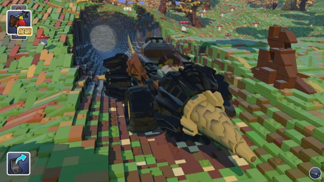 Lego Worlds: Bohrer©Warner Bros. Interactive