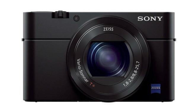 Sony Cyber-shot DSC-RX100 Mark III ©Sony