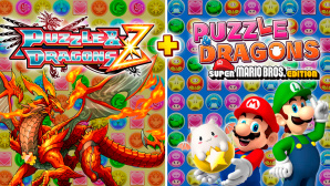 Puzzle & Dragons – Super Mario Bros. Edition © Nintendo