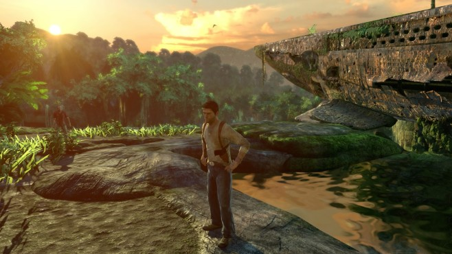 Uncharted – Nathan Drake Collection © Sony