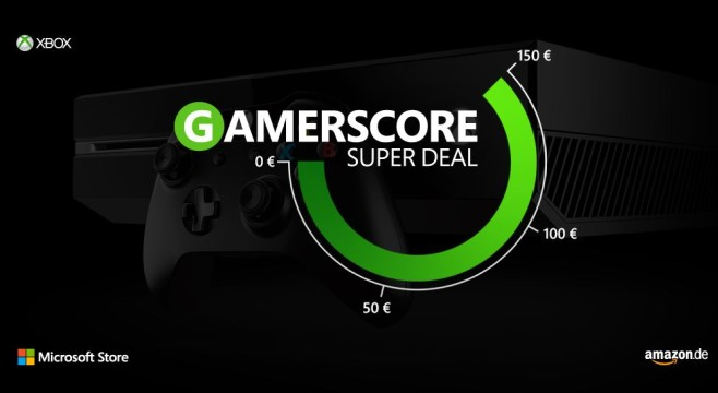 Xbox One: Gamerscore Super Deal © Microsoft