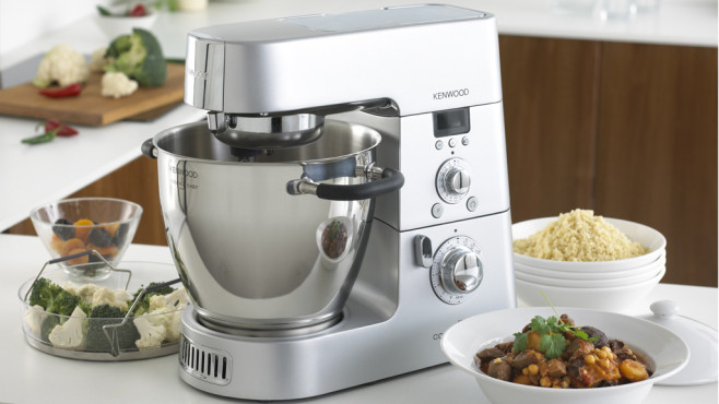 Kenwood Cooking Chef Km096 Test Der Oberliga Kuchenmaschine