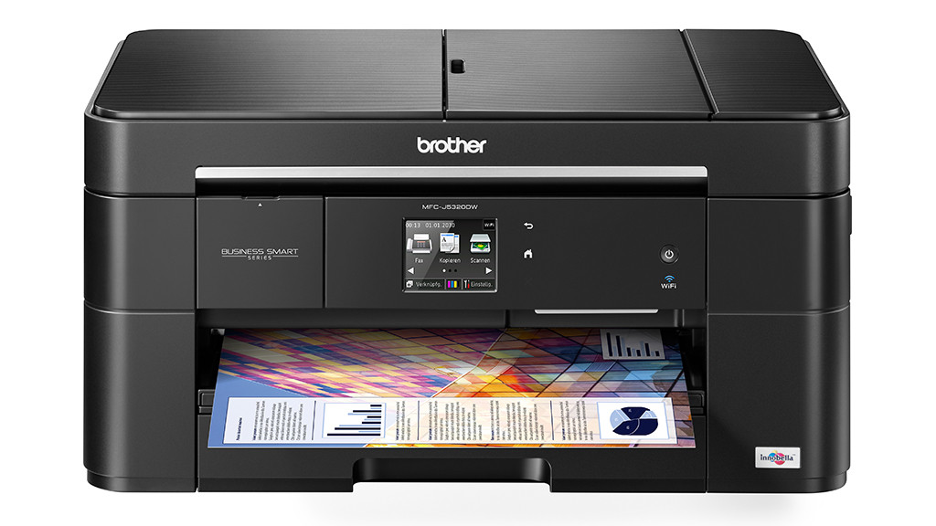 Brother MFC-J5320DW:All-in-One-Drucker im Test©Brother