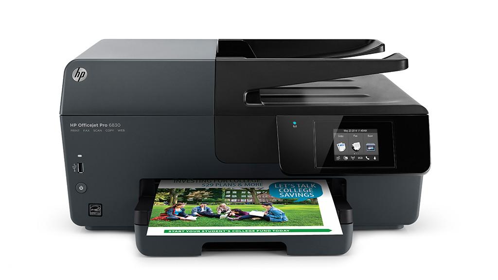 HP Officejet Pro 6830: All-in-One-Drucker im Test©HP