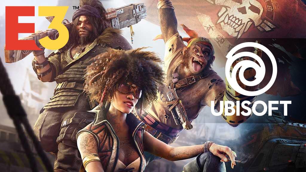 E3 Ubistoft©Ubisoft, E3