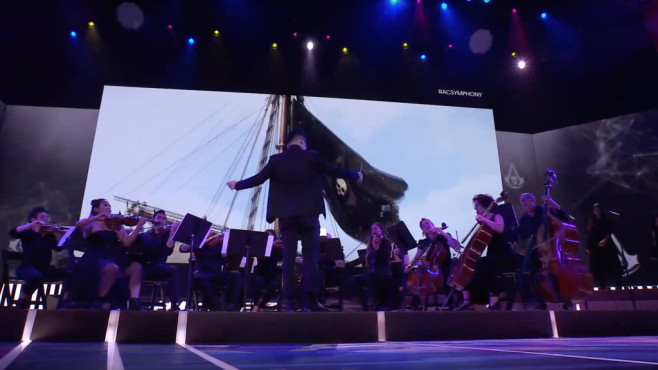 Orchester©Ubisoft